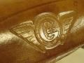 Sillín de cuero de muelles GES Eibar REF 069_017