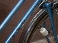 Dinamo de botella, bicicleta de ciudad, iluminación, marca GAC
