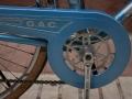 Guardabarros original GAC, marca GAC, bicicleta vintage, bicicleta de paseo, bicicleta de ciudad