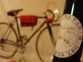 Marca registrada Leopolda Bicicleta carretera antigua cuero clasica restaurada Leopolda