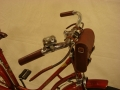 Bicicleta orbea antigua, Bicicleta antigua Orbea clasica varillas 1940 0112