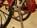 Bicicleta orbea antigua, Bicicleta antigua Orbea clasica varillas 1940 0121