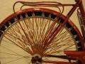 Bicicleta orbea antigua, Bicicleta antigua Orbea clasica varillas 1940 0123
