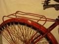 Bicicleta orbea antigua, Bicicleta antigua Orbea clasica varillas 1940 0128