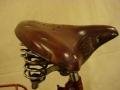 Bicicleta orbea antigua, Bicicleta antigua Orbea clasica varillas 1940 0129