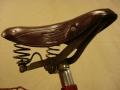 Bicicleta orbea antigua, Bicicleta antigua Orbea clasica varillas 1940 0133