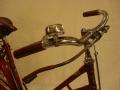 Detalle manillar bicicletas de varillas | Bicicleta Orbea antigua de varillas años 40 restaurada