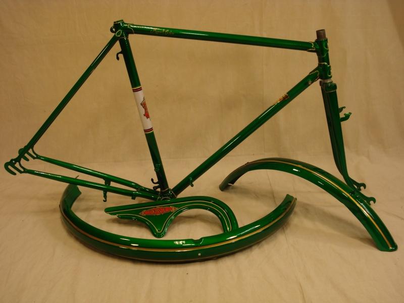Pegatinas y calcas de bicicletas antiguas - Pegatinas para la pared ...