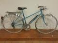 Lateral derecho - Bicicleta clásica ciudad marca Simon