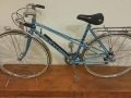 Lateral izquierdo - Bicicleta clásica ciudad marca Simon
