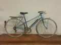 Exposición - Bicicleta clásica ciudad marca Simon