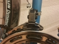 Desviador - Bicicleta clásica ciudad marca Simon