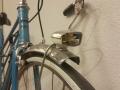 Faro delantero - Bicicleta clásica ciudad marca Simon