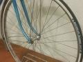Luz amarilla faro delantero - Bicicleta clásica ciudad marca Simon