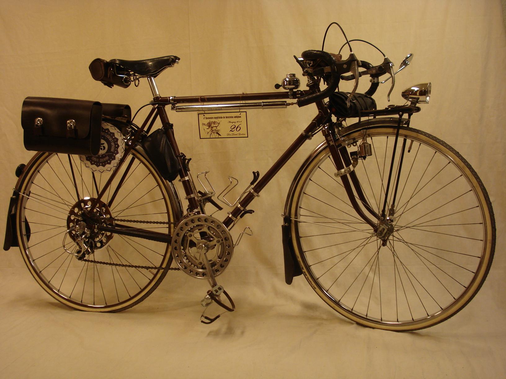 Mi Primera Bicicleta Chicco Su Primera Bicicleta: Bicicleta Randonneur Marca Universal